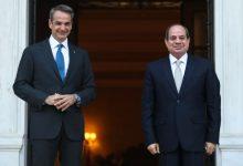 صورة مصر تشارك في القمة الثلاثية مع اليونان وقبرص في جولتها التاسعة بأثينا