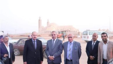 صورة رئيس جامعة الأزهر يتفقد عددًا من المشروعات القومية بـ«العاصمة الإدارية»
