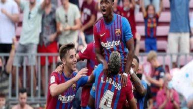 صورة تعرف على قائمة برشلونة لمباراة الكلاسيكو أمام ريال مدريد