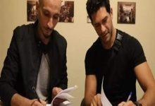 """صورة لأول مرة.. أحمد مجدي يخوض تجربة الإنتاج بـ فيلم """"حبر أحمر"""""""