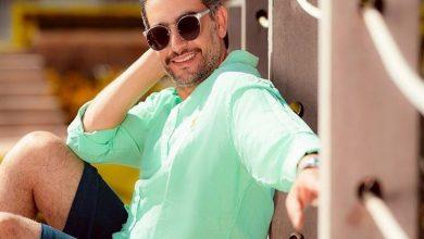 صورة هاني سلامة يخضع لجلسة تصوير جديدة (صور)