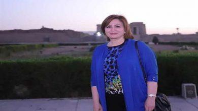 """صورة إلهام شاهين بعد تعرضها لهجوم بسبب إعلانها التبرع بأعضائها:"""" آراء غبية"""""""