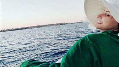 صورة نورهان وسط البحر في أحدث جلسة تصوير (صور)