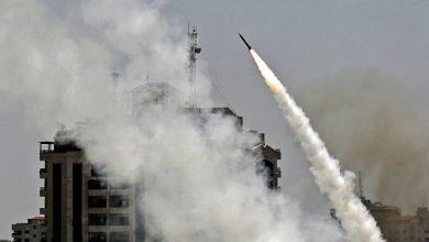 صورة الإعلام العبري : المقاومة تُطلق 3 صواريخ تجريبية صوب البحر