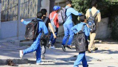 صورة عودة التعليم وجاهيا في مدارس بجرش وعجلون