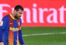 صورة رحيل ميسي عن برشلونة كان أمرا حتميا