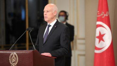 صورة الرئيس التونسي يعتزم إعلان خارطة طريق للمرحلة المقبلة