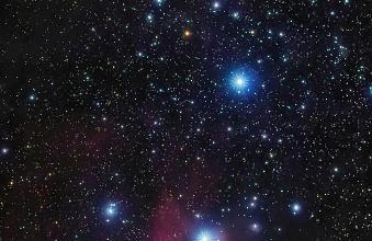 صورة شهب مجموعة الجبار النجمية تدخل الغلاف الجوي وتشاهد في سماء الكويت