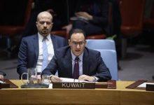 صورة الكويت تدعو إلى تفعيل الآليات الدولية لمحاسبة الاحتلال الإسرائيلي على استمرار انتهاكاته لحقوق الفلسطينيين