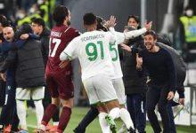 صورة الدوري الإيطالي.. ساسولو يصفع «السيدة العجوز» في عقر دارها
