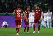 صورة غلادباخ يذل البايرن بخماسية ويقصيه من كأس ألمانيا