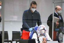 صورة محاكمة سيدة تسعينية بتهمة ارتكاب جرائم حرب في ألمانيا