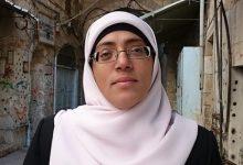 صورة قوات الاحتلال تعتدي على المقدسية خديجة خويص