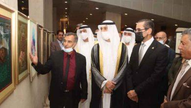 صورة انطلاق فعاليات مهرجان المفرق للشعر العربي السادس