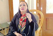 صورة سياسية أفغانية تشكر نائب بريطاني مساعدتها على مغادرة بلدها